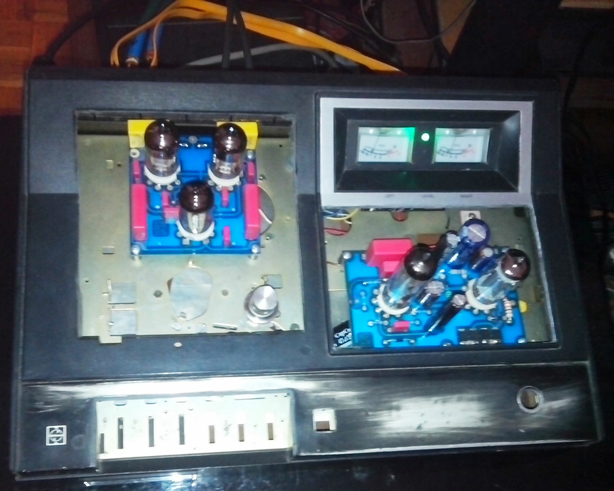 Tube preamp Marantz 7c, kit – IkaP Acoustic & Comps {HOME}